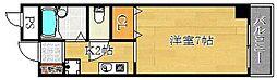シビリアンプラザ[3階]の間取り