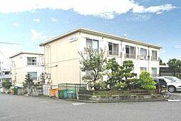 椚田遺跡ハイツA[1階]の外観