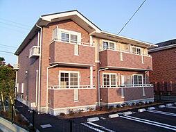 グランブローテII B[2階]の外観
