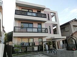 サンハイム紫明園[2階]の外観