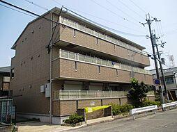 兵庫県尼崎市大庄中通1丁目の賃貸アパートの外観