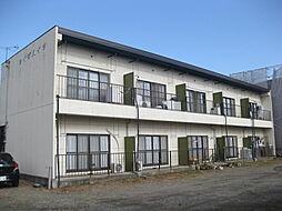 ハイツフレンド玉村斉田[2階]の外観
