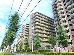 南浦和パインマンション[3階]の外観