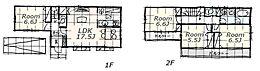 建物参考プラン:間取り/4LDK、延床面積/95.58m2、土地建物参考価格/8180万円(税込)