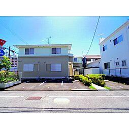 静岡県静岡市駿河区八幡2丁目の賃貸アパートの外観