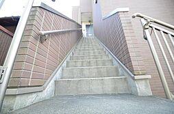 愛知県名古屋市中川区荒江町の賃貸アパートの外観
