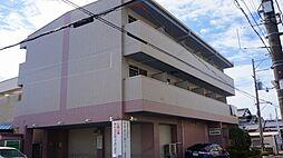 大阪府貝塚市橋本の賃貸マンションの外観