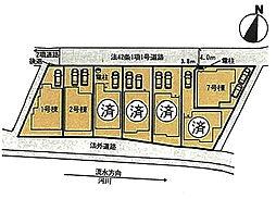座間市栗原中央3丁目