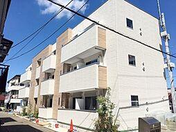 東京都八王子市元横山町1丁目の賃貸アパートの外観