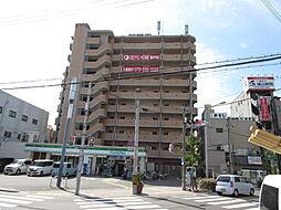 シェモア藤井寺駅前[3階]の外観