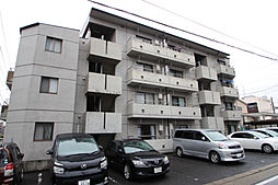 愛知県名古屋市守山区野萩町の賃貸マンションの外観