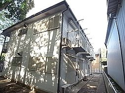 千葉県柏市光ケ丘1丁目の賃貸アパートの外観