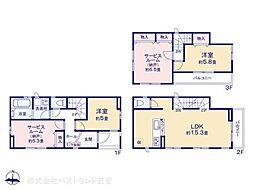 綾瀬駅 4,890万円
