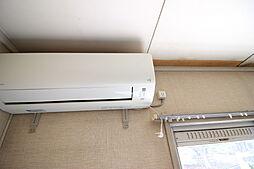 エアコンが備わっているのはうれしいポイント