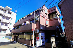 東京都東久留米市大門町1の賃貸マンションの外観