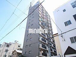 Scudetto Matsubara[4階]の外観