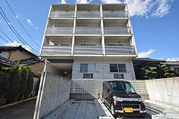 愛知県名古屋市昭和区台町2の賃貸マンションの外観