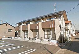 [テラスハウス] 栃木県真岡市熊倉3丁目 の賃貸【/】の外観