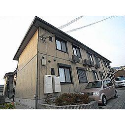 奈良県御所市竹田の賃貸アパートの外観