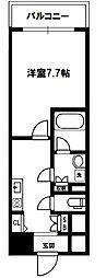 グレンパーク新大阪II[10階]の間取り