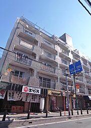 蕪木ビル[4階]の外観