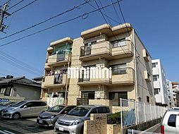 愛知県名古屋市名東区一社4の賃貸マンションの外観