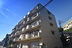 大阪府柏原市国分本町6丁目の賃貸マンションの外観