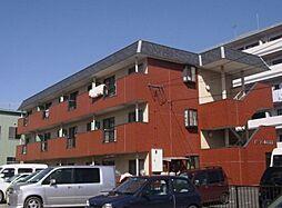 福岡県久留米市山川神代1丁目の賃貸マンションの外観