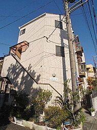 永井コーポ[101号室]の外観