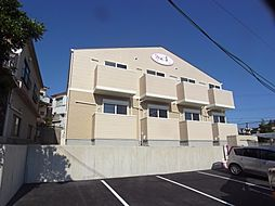ウィズローズアカシ[2階]の外観