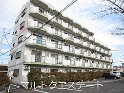 MIIスターマンション[2階]の外観