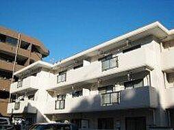 神奈川県川崎市高津区末長の賃貸マンションの外観