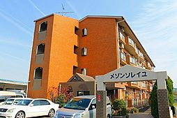 大阪府高槻市芝生町1丁目の賃貸マンションの外観