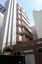大阪府大阪市東成区東中本1丁目の賃貸マンションの外観