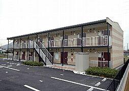 香川県丸亀市土器町西3丁目の賃貸アパートの外観