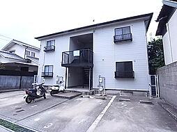 兵庫県神戸市垂水区北舞子3丁目の賃貸アパートの外観