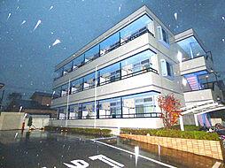 埼玉県川口市南鳩ヶ谷5の賃貸マンションの外観