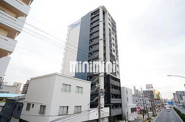 プレサンスNAGOYAファスト 8階の賃貸【愛知県 / 名古屋市中村区】