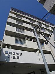 東和プラザA館[6階]の外観