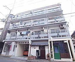 京都府京都市左京区吉田下阿達町の賃貸マンションの外観