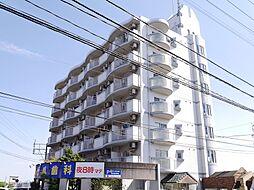 福岡県福岡市東区社領2丁目の賃貸マンションの外観