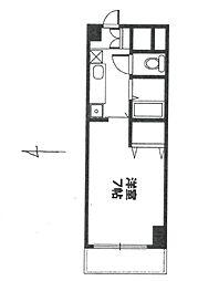 エムシステム武庫之荘I[305号室]の間取り
