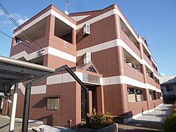 コンフォ−ル・M[2階]の外観