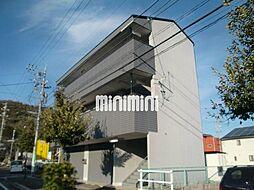 第2澤田シティ[2階]の外観