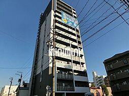 グランパークタワー[4階]の外観