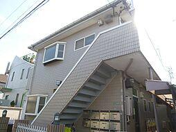 東京都練馬区関町南2丁目の賃貸アパートの外観