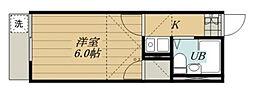 マ・メゾン津田沼[105号室]の外観