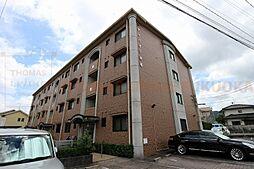 シティハイツ萩尾[4階]の外観