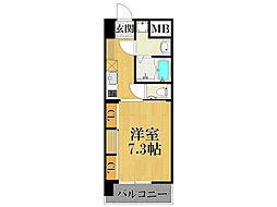 西宮ルモンド甲子園[4階]の間取り
