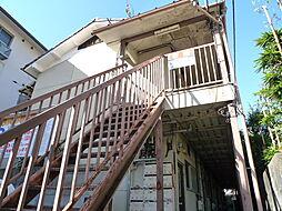 大阪屋荘[2-D号室]の外観